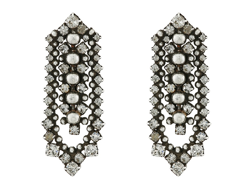 DANNIJO AUGUSTINE Earrings Crystal Earring