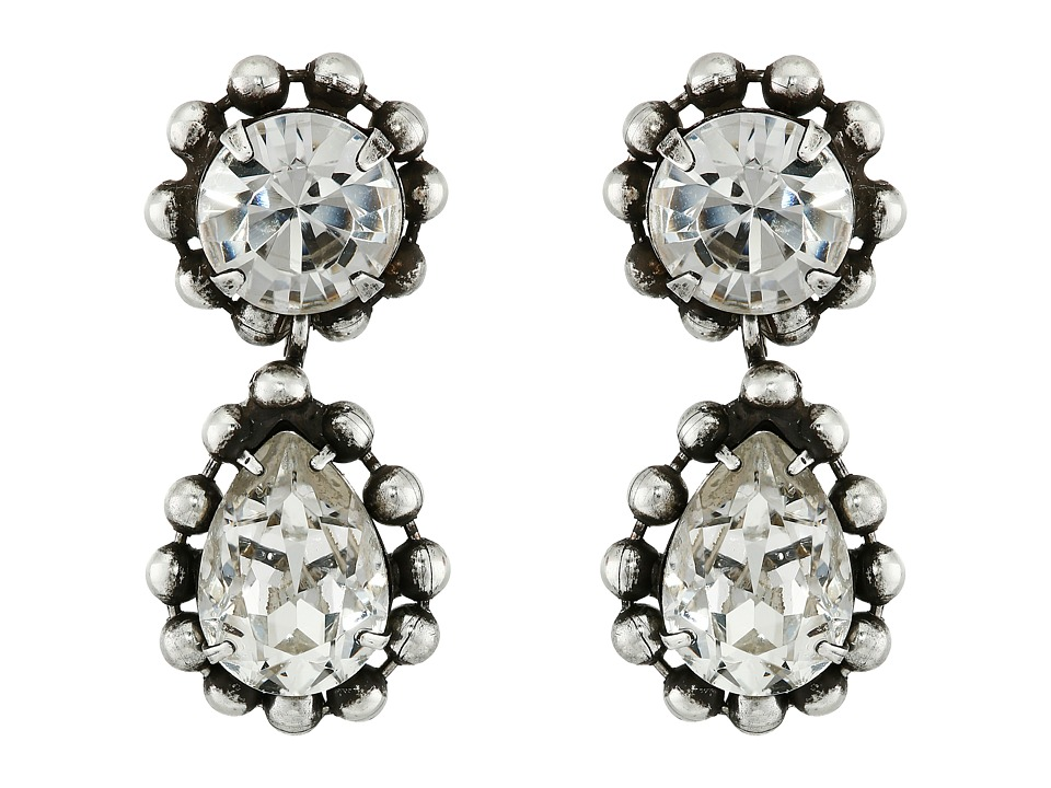 DANNIJO ALIX Earrings Crystal Earring