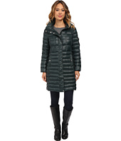 LAUREN by Ralph Lauren - Multi Quilt w/ Removable Hood