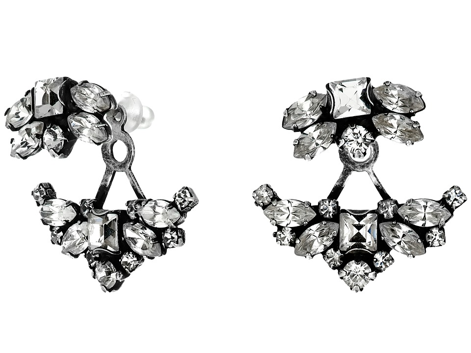 DANNIJO ANDREAS Earrings Crystal Earring