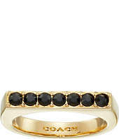 COACH - Single Cupchain Band Ring