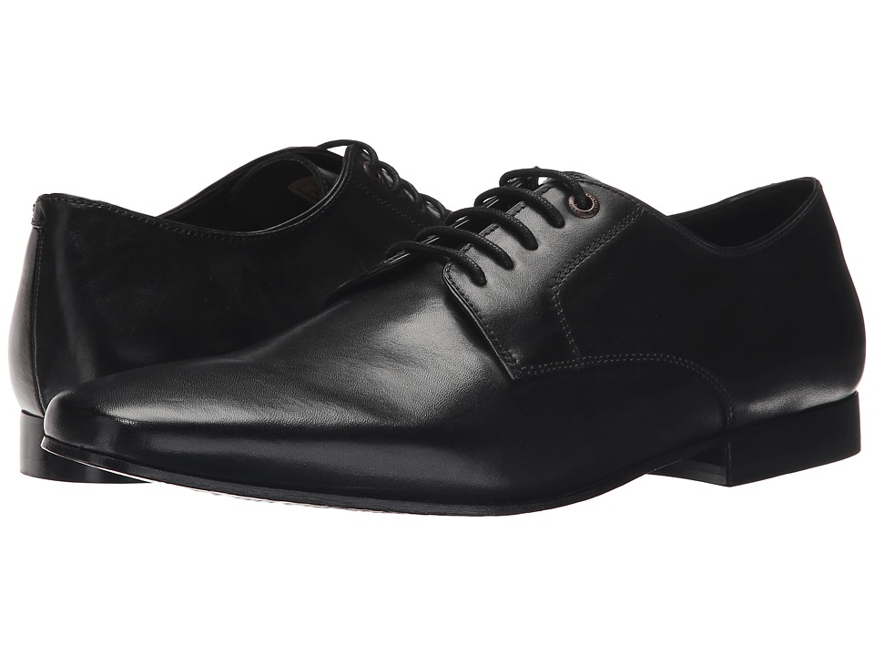 Ben Sherman Fredrick Oxford Black Mens Lace up casual Shoes