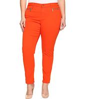 MICHAEL Michael Kors - Plus Size Skinny Jeans w/ Zip
