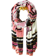 Ted Baker - Dion Zebra Tribal Long Scarf