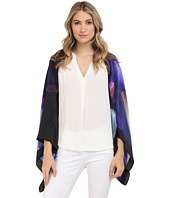 Ted Baker - Daylar Cosmic Bloom Scarf Cape