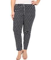 MICHAEL Michael Kors - Plus Size Roxy Print Miranda Pants