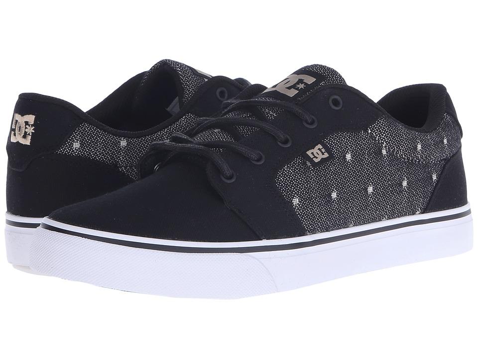 DC Anvil TX SE Black/Tan Mens Shoes