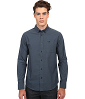 RVCA - That'll Do Oxford Long Sleeve Shirt