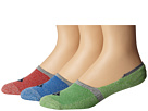 Sperry Top-Sider Performance Cushion Liners 3-pack