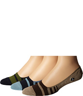 Sperry Top-Sider - Skimmer Liners 3-Pack