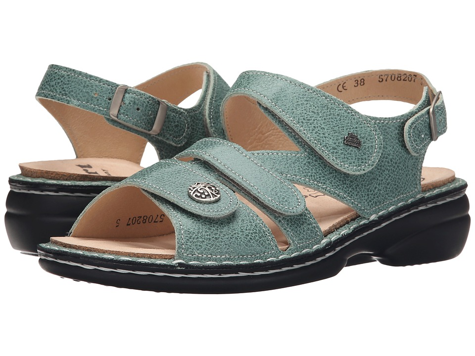 Finn Comfort Gomera 82562 Mint Womens Shoes