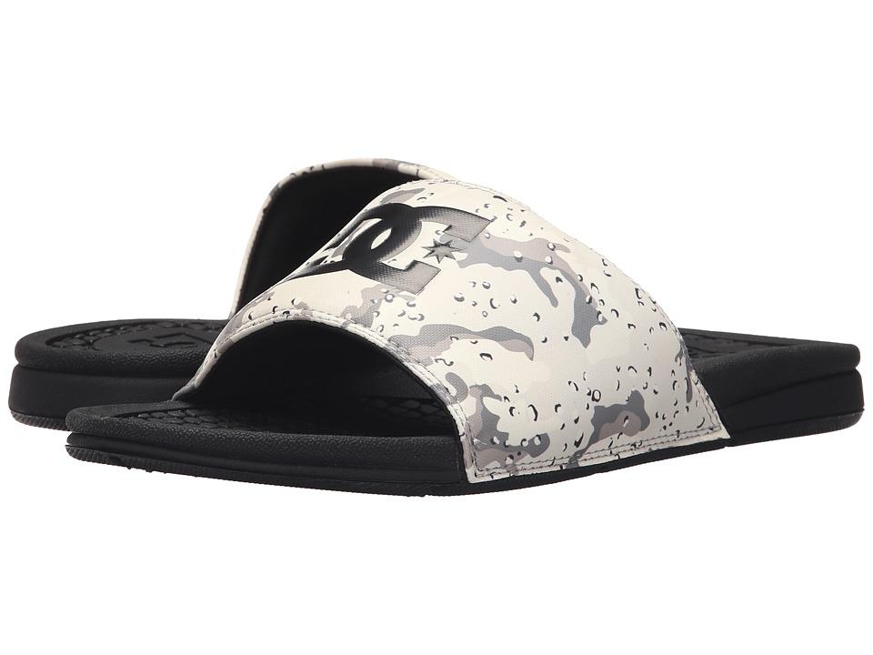 DC Bolsa Desert Camo Mens Sandals