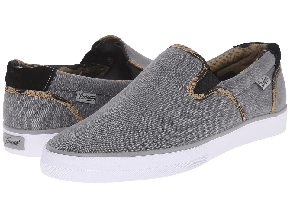 Circa Corpus Charcoal/Camo Mens Skate Shoes
