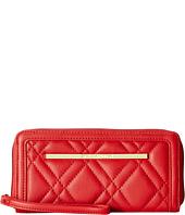 Steve Madden - Diagonal Quilt Wallet