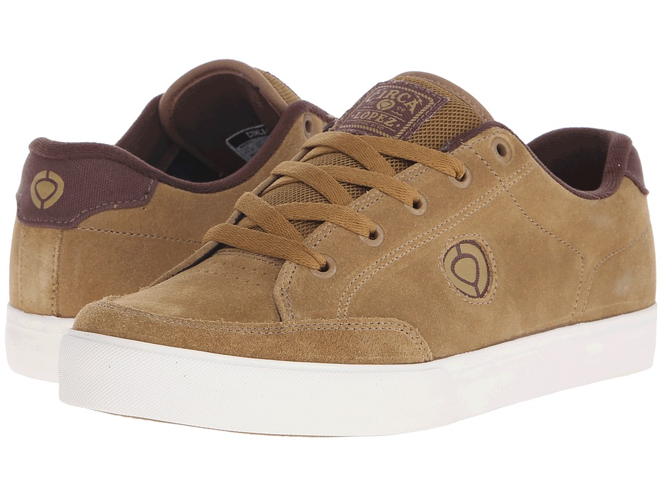Circa AL50 Slim Camel/Pinecone Mens Shoes
