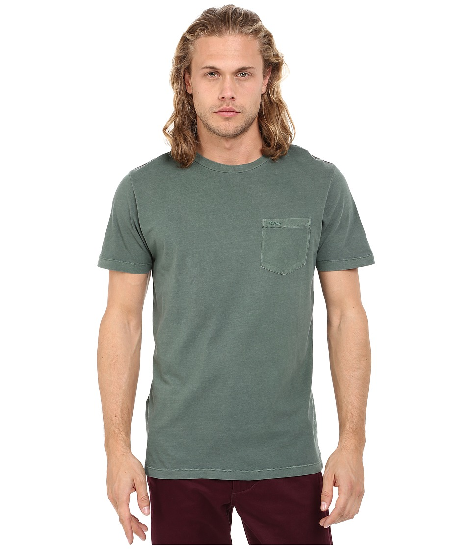 RVCA - PTC2 Pigment Knit (Duck Green) Men