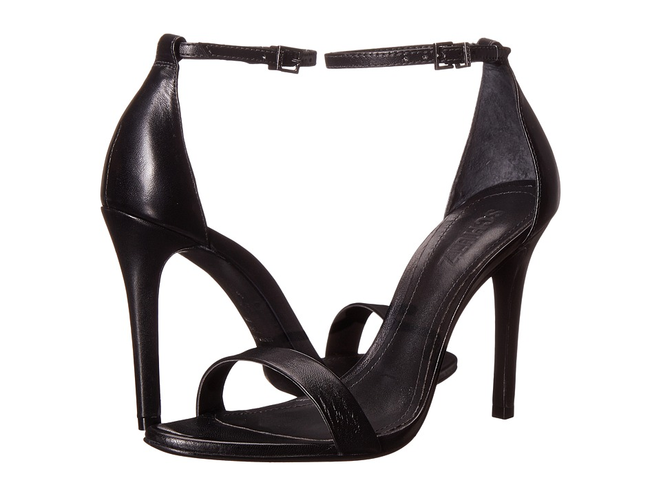 Schutz Cadey Lee Black 1 High Heels