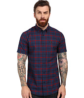 RVCA - That'll Do Plaid Short Sleeve Woven