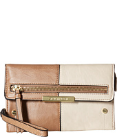 Steve Madden - Pieced Flap Wristlet