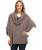 Dylan by True Grit - Silky Boucle Free Spirit Sweater Poncho
