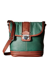 b.o.c. - Hadley Braided Flap Crossbody
