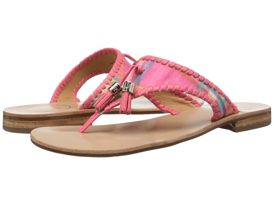 Jack Rogers Alana Madras Womens Sandals
