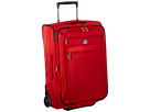 Delsey Helium Sky 2.0 Carry-On 2 Wheel Exp. Trolley (Red)
