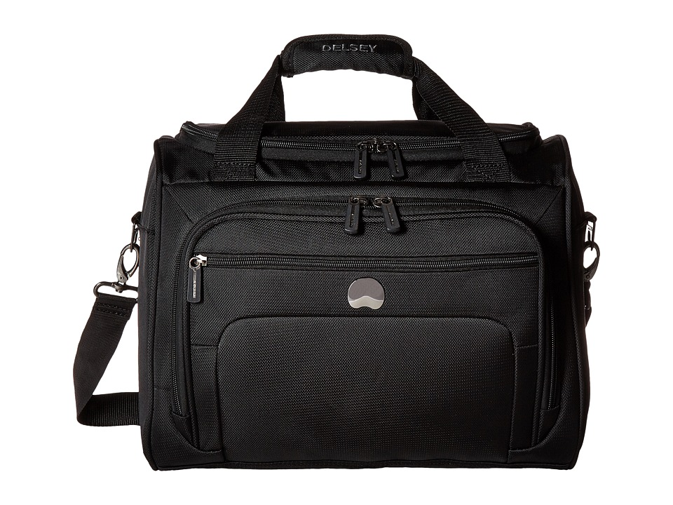 Delsey - Helium Sky 2.0 Personal Tote (Black) Luggage