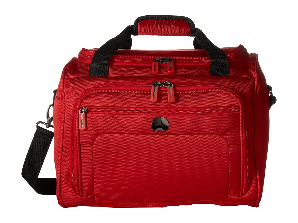 Delsey - Helium Sky 2.0 Personal Tote (Red) Luggage