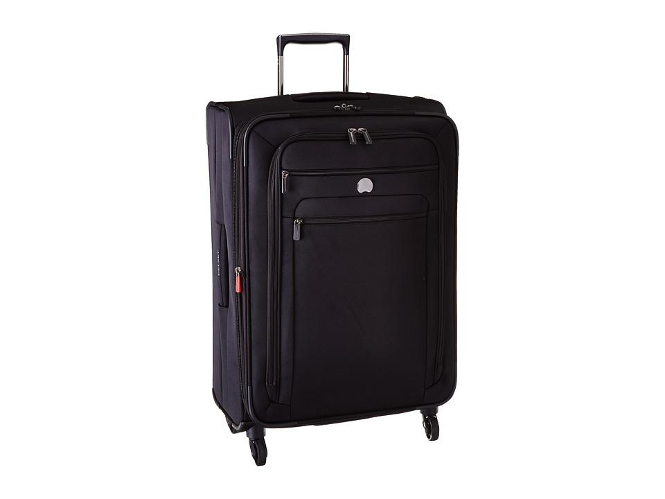 Delsey Helium Sky 2.0 25 Exp. Spinner Trolley (Black) Luggage