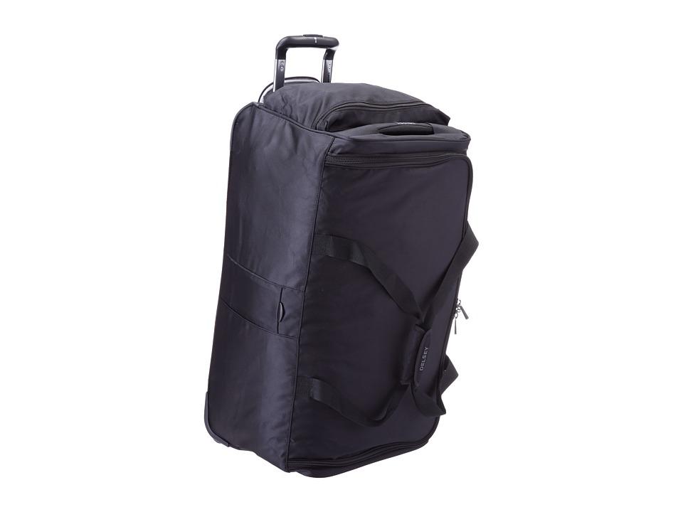 Delsey Helium Sky 2.0 28 Trolley Duffel (Black) Luggage