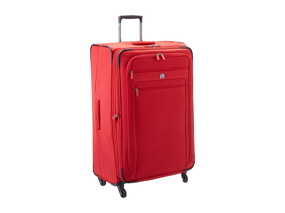Delsey - Helium Sky 2.0 29 Exp. Spinner Trolley (Red) Luggage