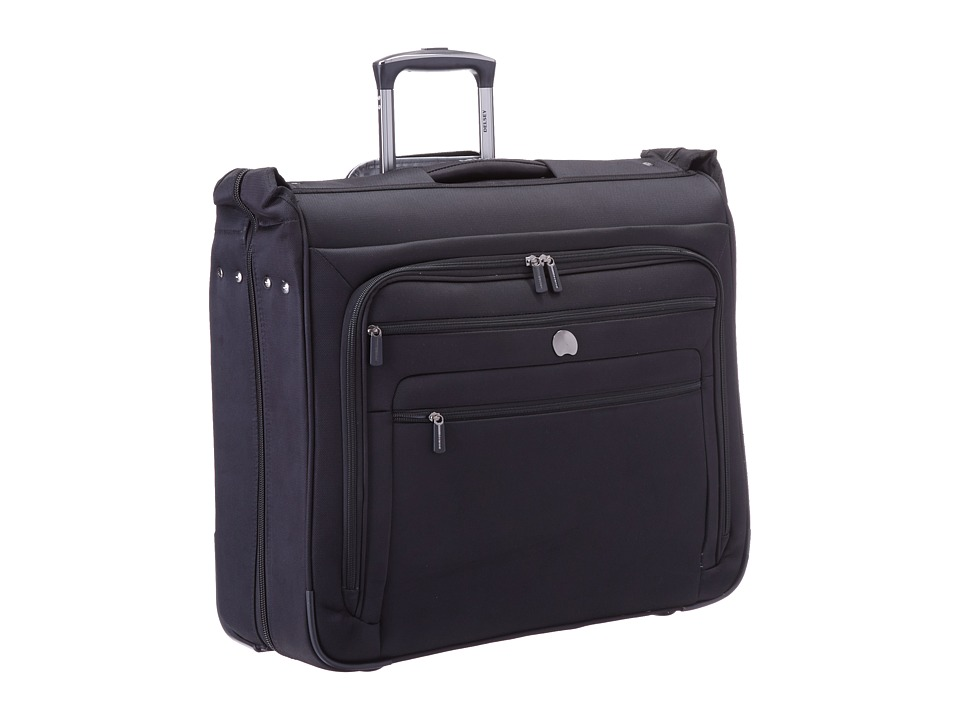 Delsey Helium Sky 2.0 Trolley Garment Bag (Black) Luggage