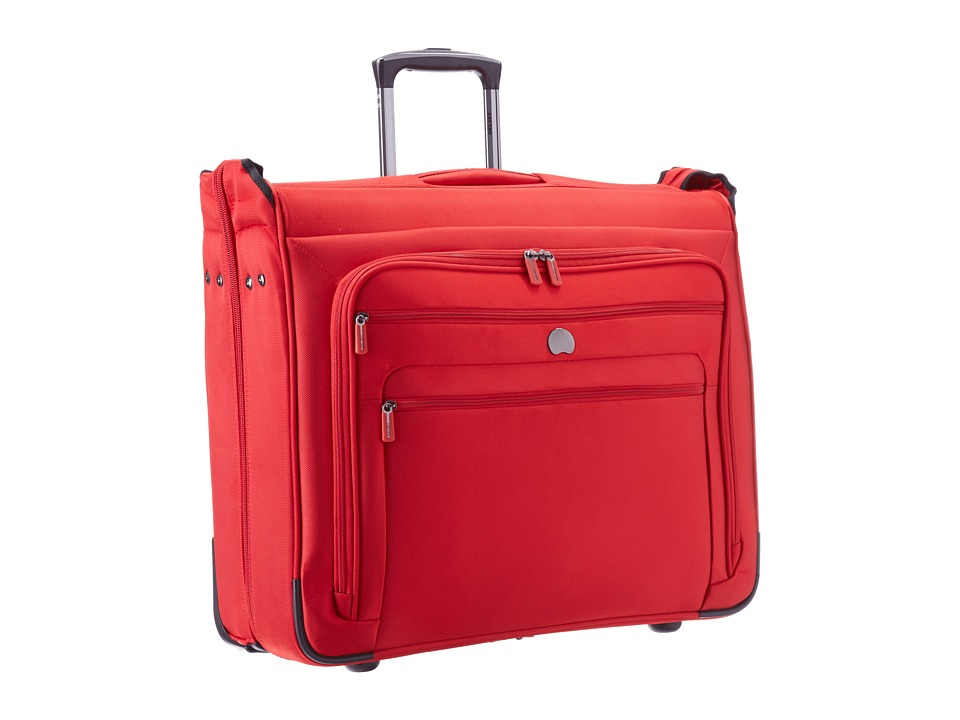 Delsey - Helium Sky 2.0 Trolley Garment Bag (Red) Luggage