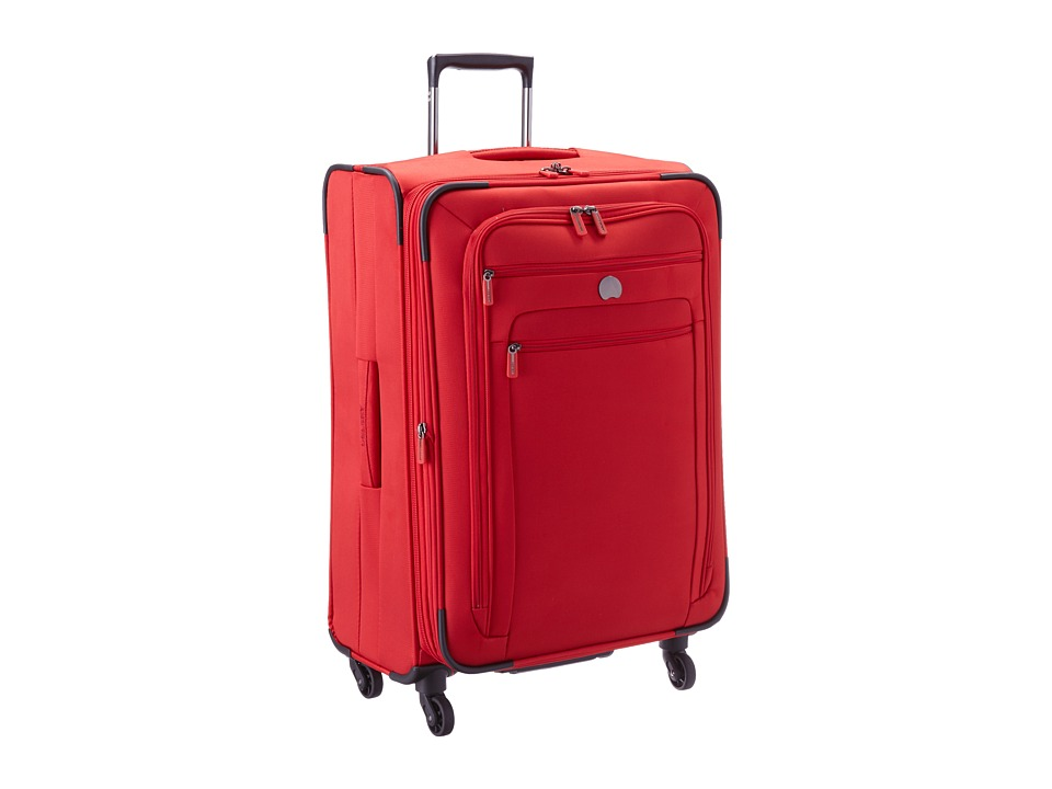 Delsey Helium Sky 2.0 25 Exp. Spinner Trolley (Red) Luggage
