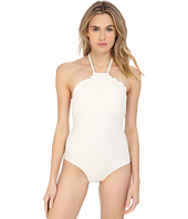 Kate Spade New York - Marina Piccola High Neck Maillot