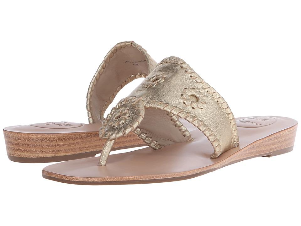 Jack Rogers - Capri (Gold) Women's Sandals