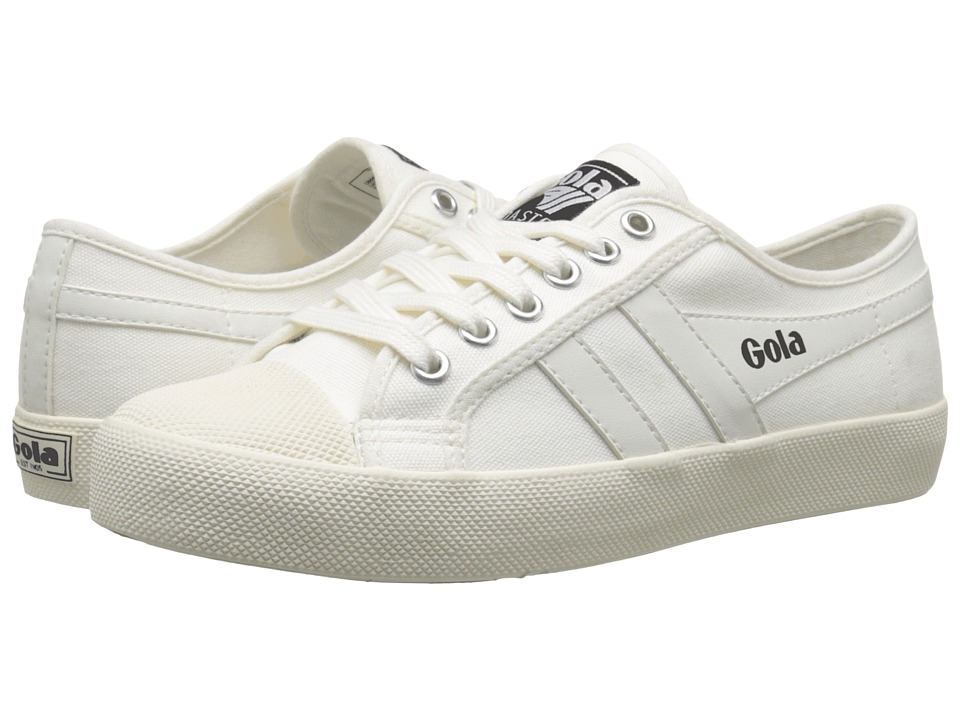 Gola Coaster (Off-White/Off-White) Men