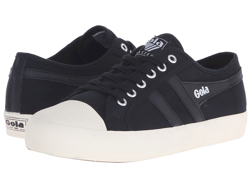Gola Coaster (Black/Black/Off-White) Men