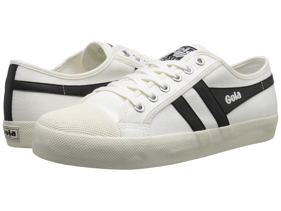Gola Coaster (Off-White/Black) Men