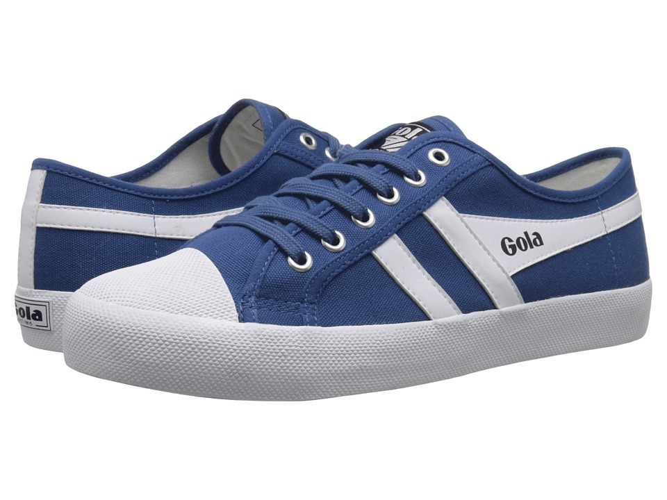 Gola Coaster (Blue/White) Men