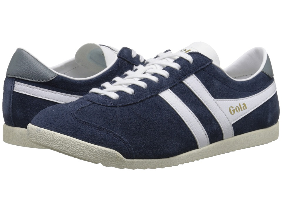 Gola Bullet Suede (Navy/White) Men