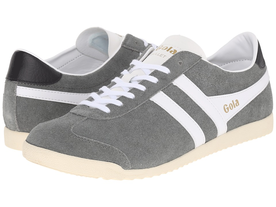 Gola Bullet Suede (Grey/White) Men