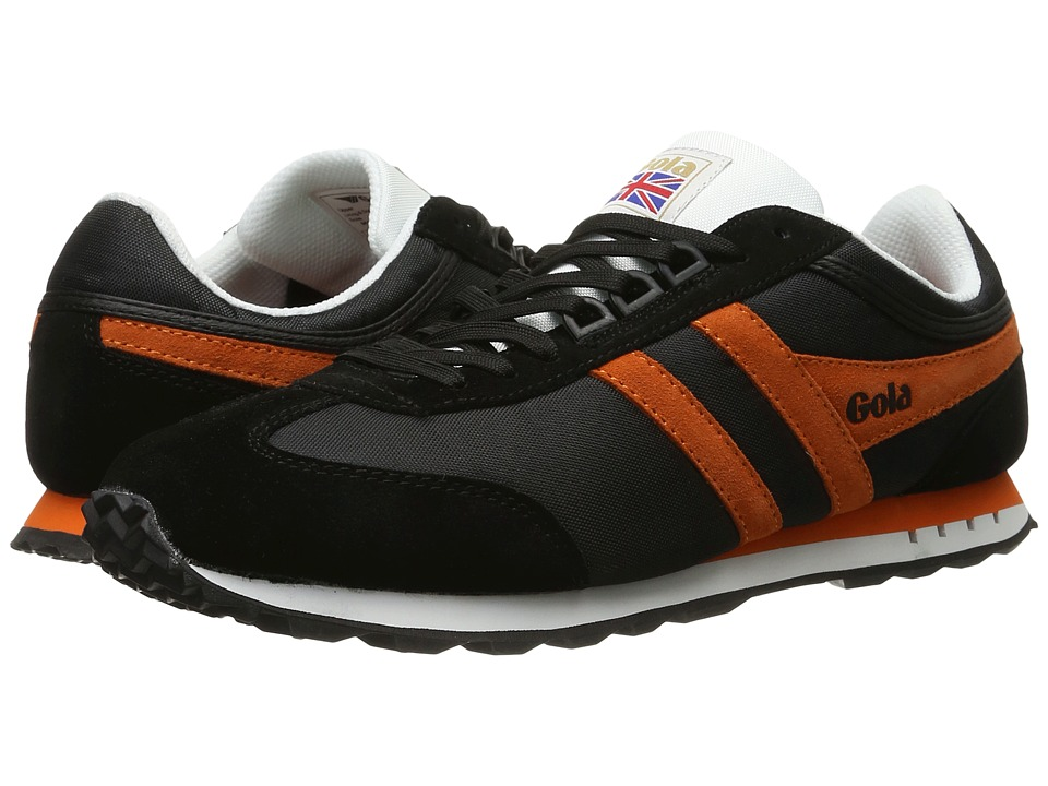 Gola - Boston (Black/Orange) Men