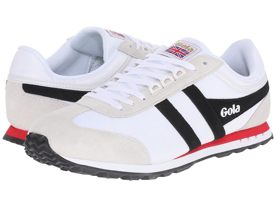 Gola - Boston (White/Black) Men