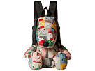 LeSportsac Snoopy Backpack (Snoopy Patchwork)