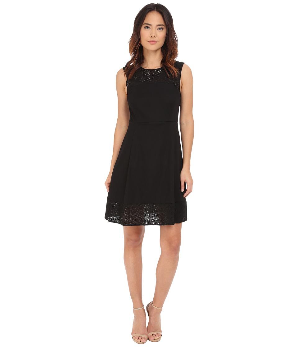 Hatley Eyelet Dress Black Womens Dress