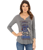 Lucky Brand - Sketched Elephant Tee