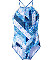 Seafolly Kids - Indie Dreamer High Neck Tank Top (Little Kids/Big Kids)