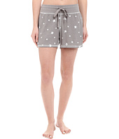 Dylan by True Grit - Vintage Washed Waffle Vintage Stars Sleep Shorts